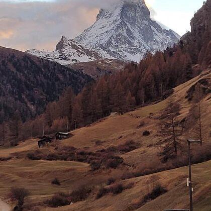 Zermatt... sempre uno spettacolo
